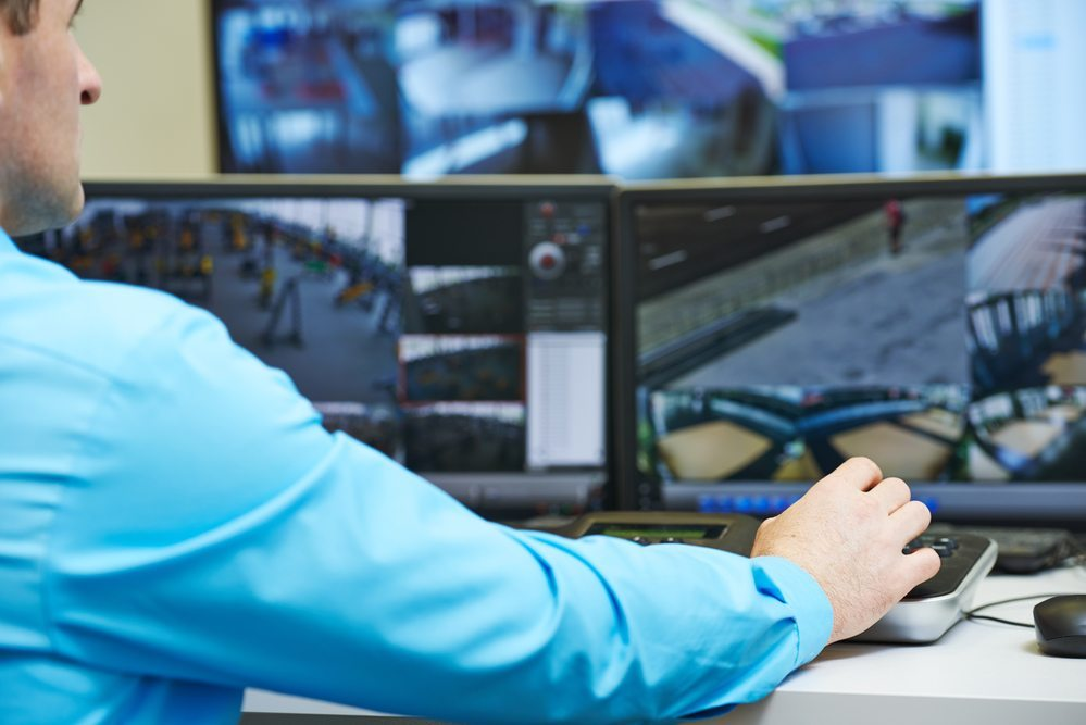Commercial Video Surveillance Systems