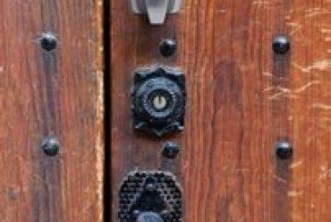 Church Door Security
