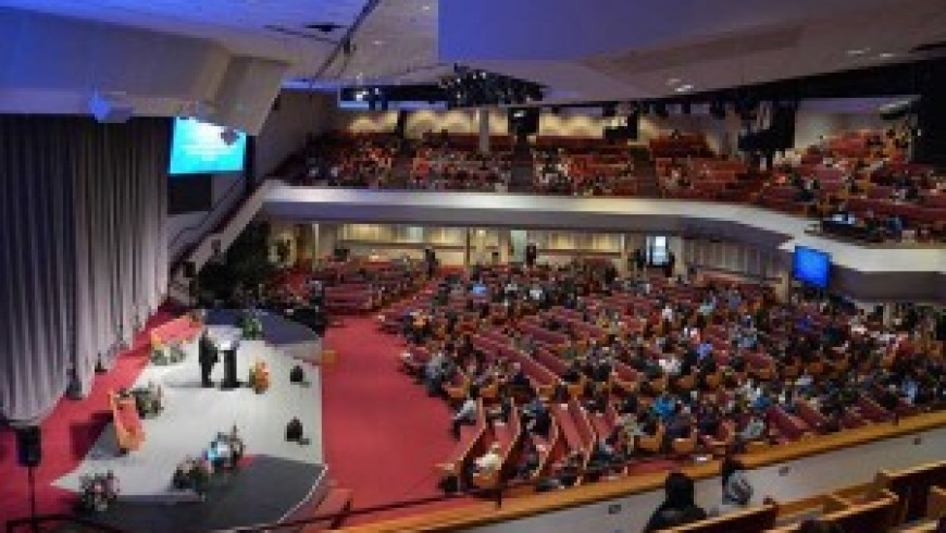 Danley Speakers, Subs and Dante-Networked Amplifiers/Processors Upgrade Anchorage Baptist Temple