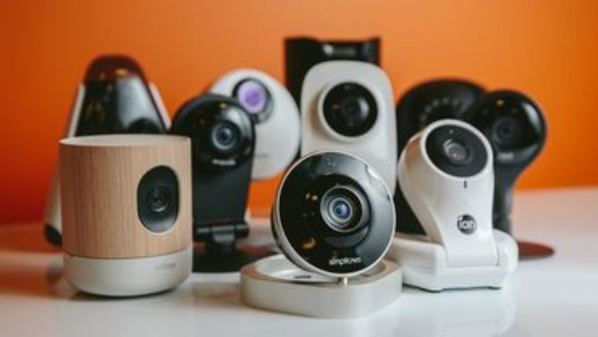 Where to place home security cameras, according to the data