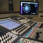 Experimental surround sound setup for Arizona church