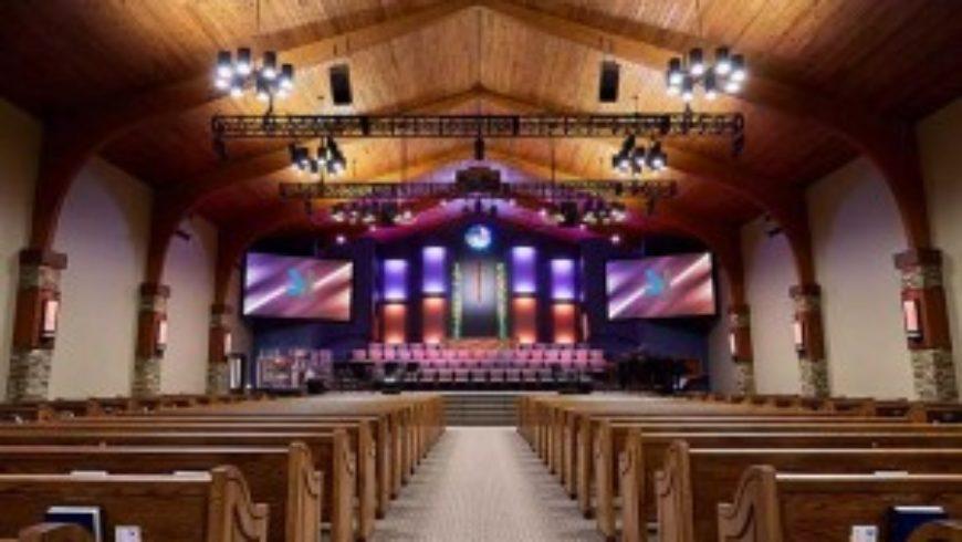 Church Theatrical Lighting
