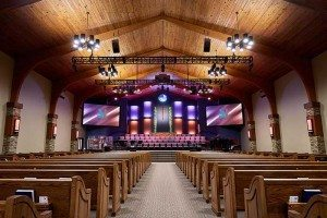 Church Theatrical Lighting