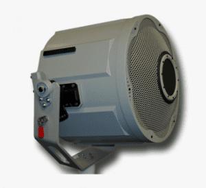 acoustic-hailing-device
