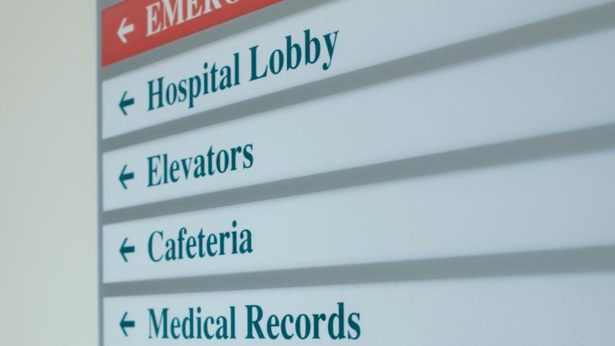3 Visual Solutions That Improve Hospital Communication