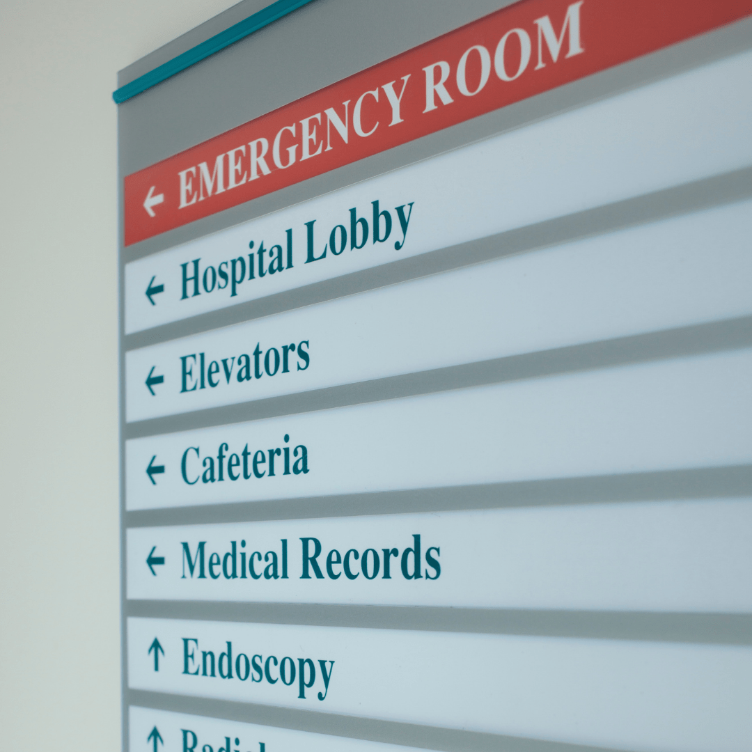 3 Visual Solutions That Improve Hospital Communication