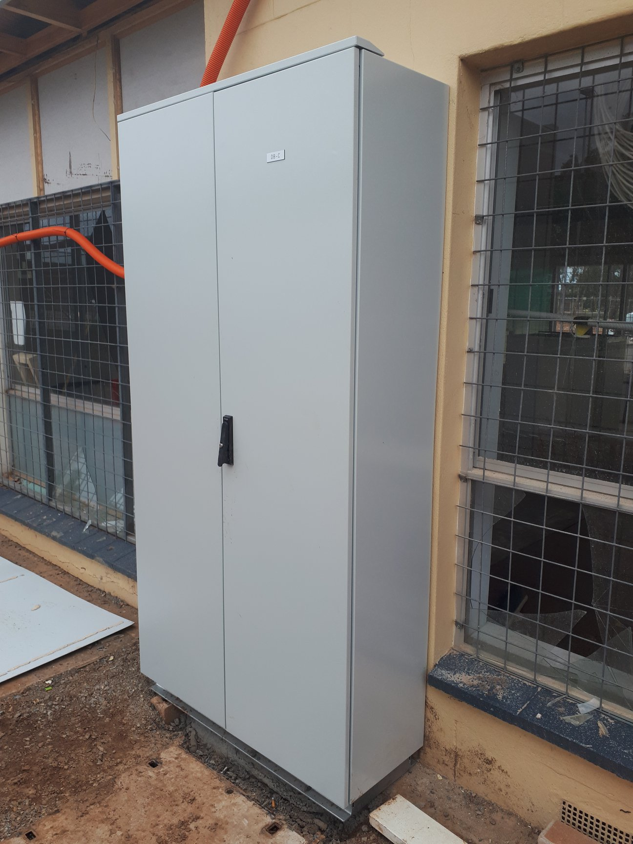 181201 New electrical junction box