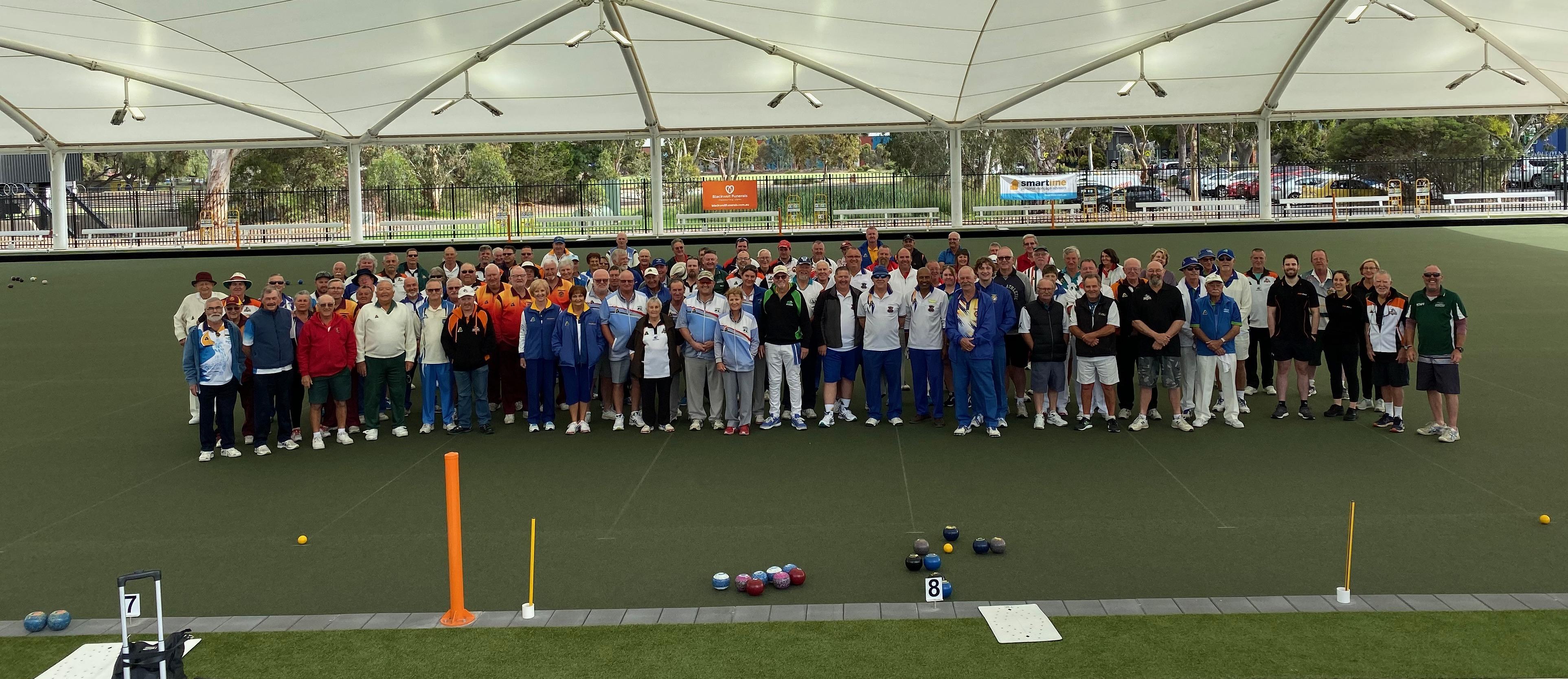 96 competitors