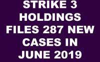 Strike 3 Holdings v John Doe Cases