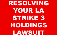LA Strike 3 Holdings