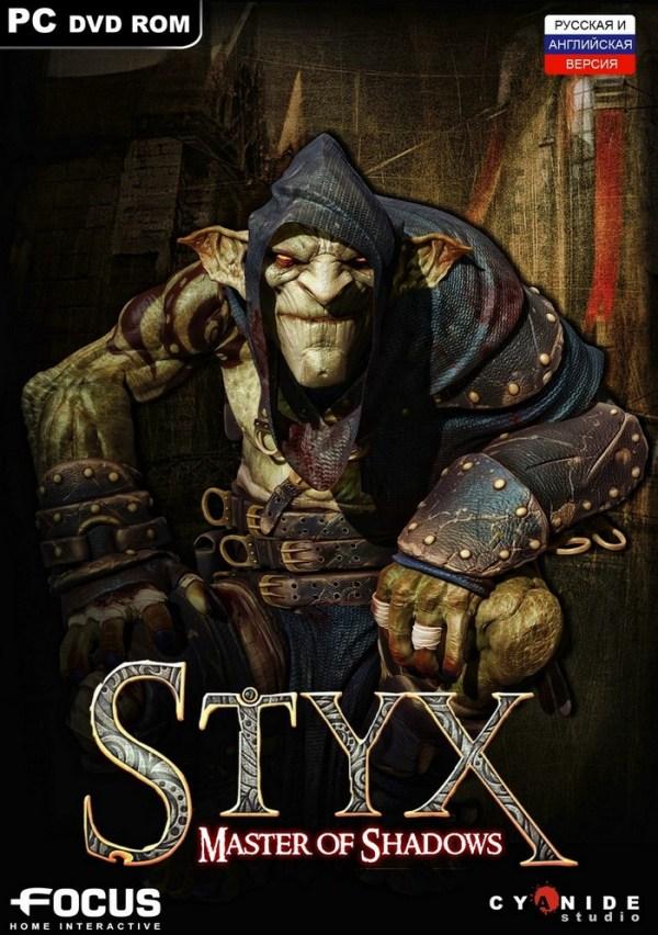 Styx: Master of Shadows (2014) PC (R.G. Механики) скачать ...