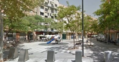Localizan en la Pl. Fray Antonio Panes a una mujer que había desaparecido en Valencia