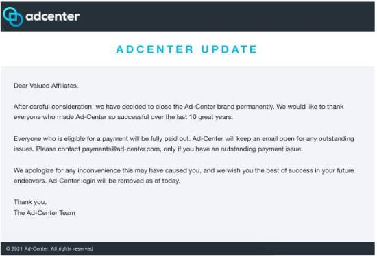 AdCenter