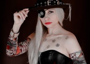 cosplay pirate