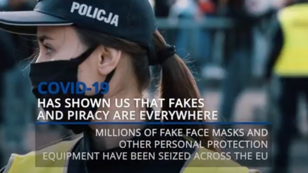 fakes and piracy