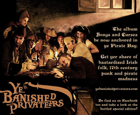 pirate promo
