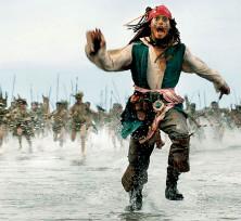 pirate-running
