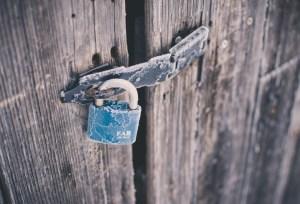 private lock