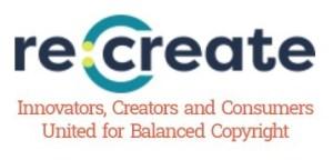 re:create logo