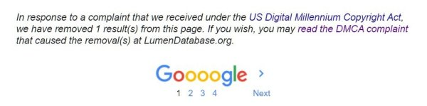 google plex removed