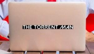 torrent man laptop