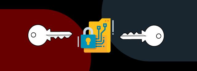 public and private key bitcoin