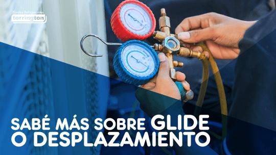 ¿Que es el Glide o desplazamiento de temperatura?