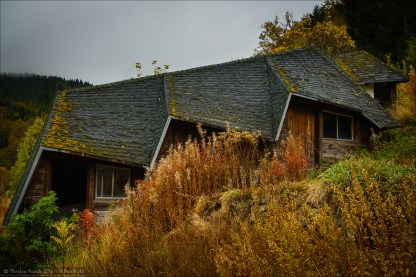 In der Schwarzwaldkaserne - schaut fast nach alten Wertungsrichterkabinen aus. Keine Ahnung, ob ich da richtig liege.