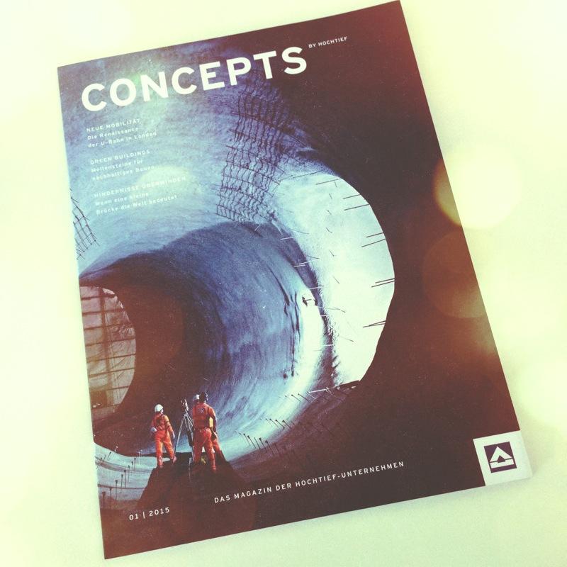 concepts, Ausgabe 1/2015