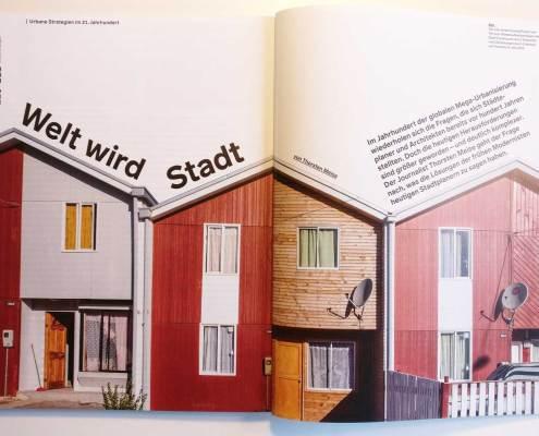 Bauhaus Now: Welt wird Stadt