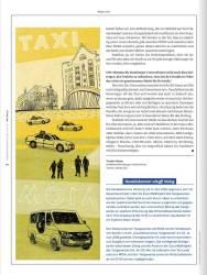 Streitgespräch Taxigewerbe und MOIA Mobilität
