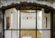 Malcom Green, Kniedagewesenes, Ausstellungsansicht