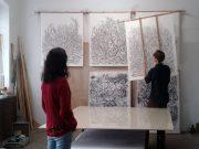 Atelier Ingo Fröhlich, mit Nina Holm