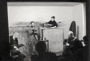 Konzert in der Torstraße 111, Axel Dörner, Robyn Schulkowski, Michael Schiefel