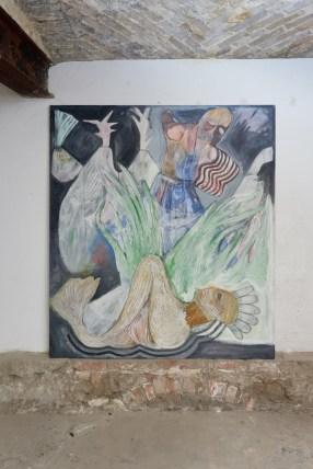 AROMA MUSA © Ausstellungsansicht: Paco Höller, 2017