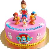 Торт на день рождения 3 года девочке из мастики. Подборка ...