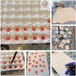 Cukorvirág készítés airbrush-al, olvasói segítség