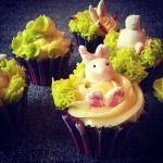 Húsvéti cupcake díszítési ötletek tőlem