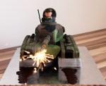 Tank torta készítése, olvasói segítség