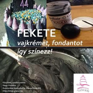 fekete-vajkrem-fondant-glazurshop-tortaiskola