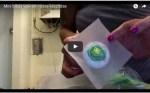 Mini bibés vajkrém rózsa készítése videós segítséggel, magyar nyelven