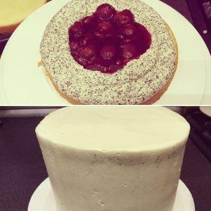 makos-meggyes-habcsoklapos-torta-keszitese-tortaiksola-1 (2)