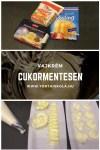 Cukormentes vajkrém recept