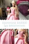 Barbie torta készítése, én így csinálom