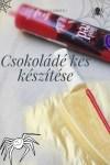Csokoládé kés készítése, videós segítséggel