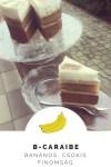 B-Carabie, mennyei finomság, banánnal, csokoládéval…