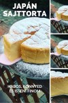 Japán sajttorta, kihagyhatatlan recept!