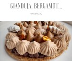 Gianduja cremeux, bergamotos csokoládé és dacquoise