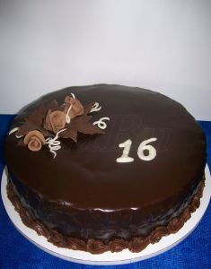 tortas decoradas con chocolate (5)