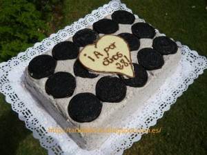 Tortas decoradas con galletas oreo (2)